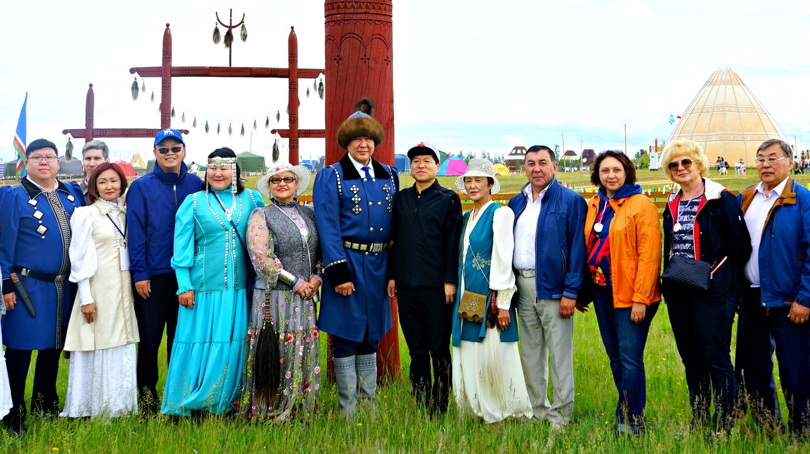 Тусулгэ Якутской городской Думы встретила гостей