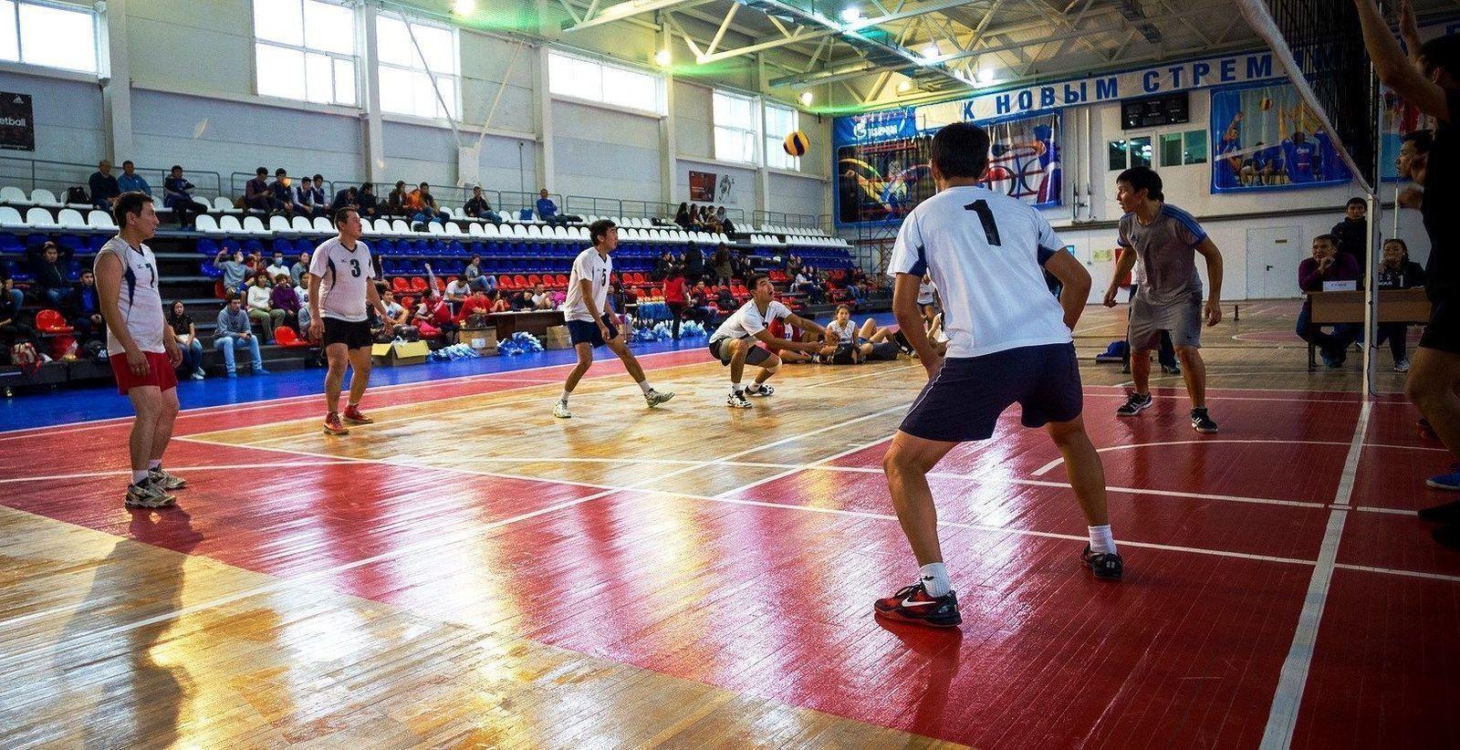 Кубок Гордумы открывает волейбольный сезон