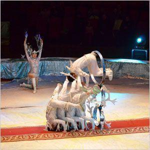 Северный Маугли якутского цирка