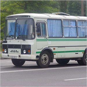 Угнал... автобус