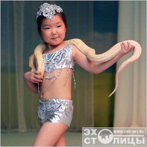 Детский мир красоты и таланта