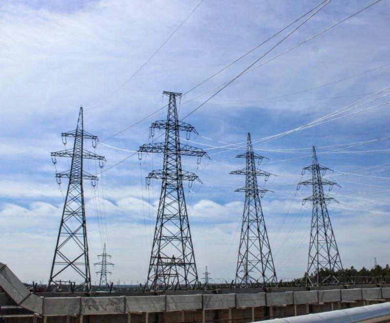 Энергетики завершили работы  по подключению высоковольтных линий на Якутской ГРЭС-2