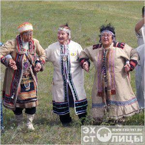 Праздник цветущей тундры в Якутске