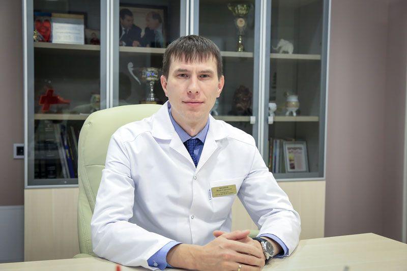 Главврач РБ-2 Иван Иванов:  «Не нужно бояться трудностей»
