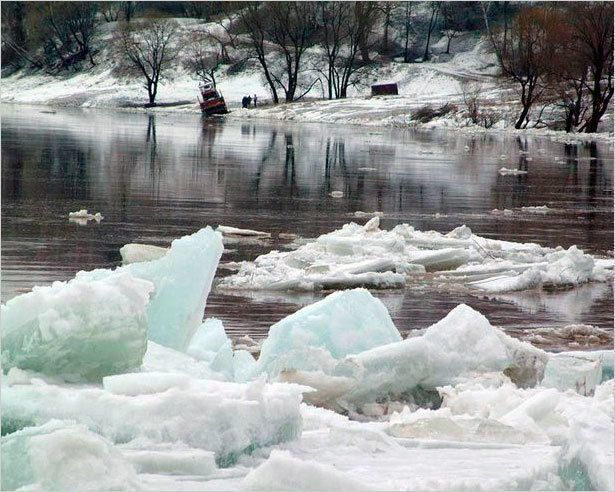 Лед тронулся... но далеко