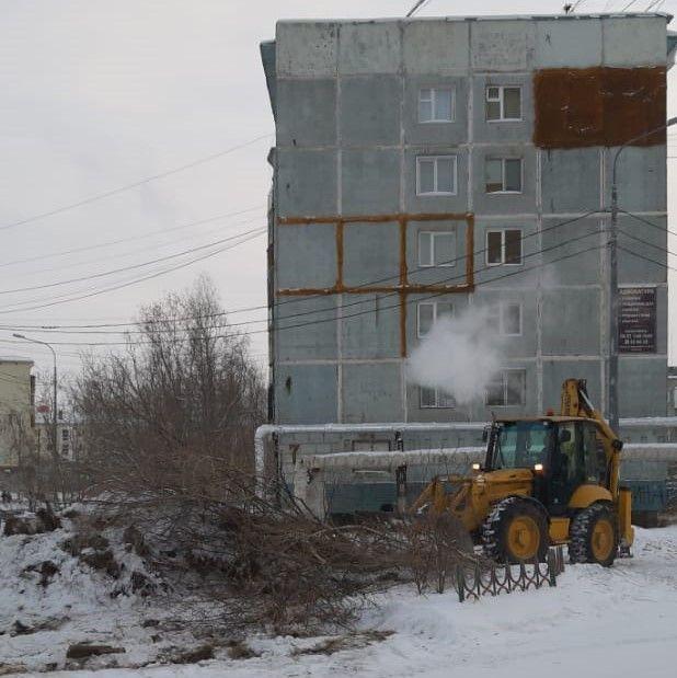 Мэрия Якутска: магазин на Ярославского строится незаконно