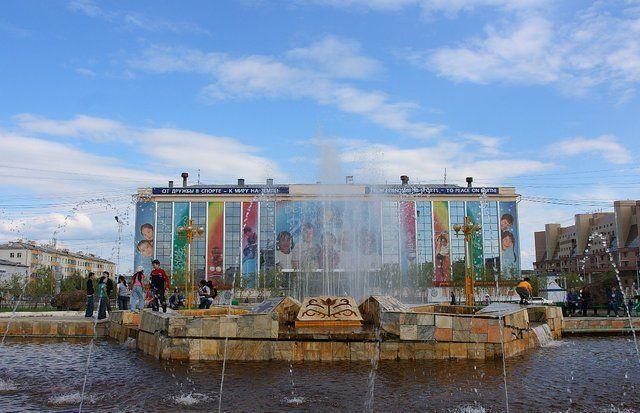 С 1 июня в Якутске заработают фонтаны