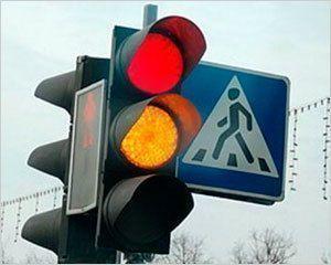 Глава разбирается со светофорами