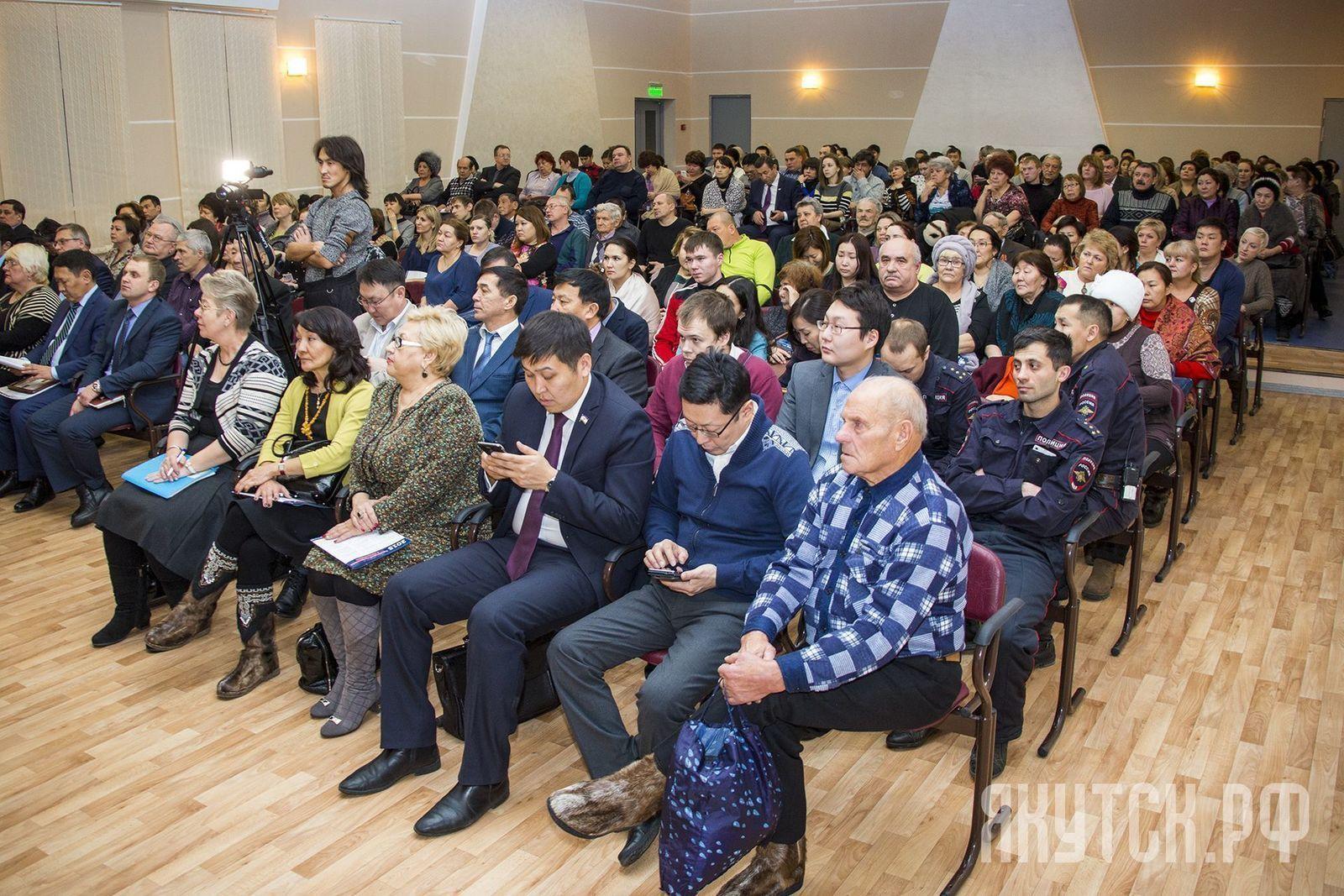 Гагаринский округ положительно оценил деятельность Окружной администрации