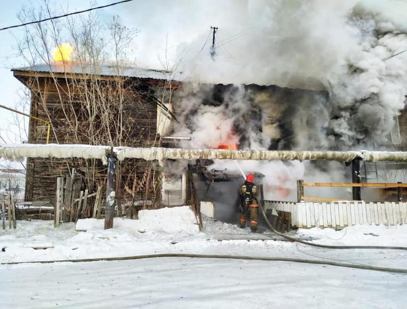 Пожар на Рыдзинского