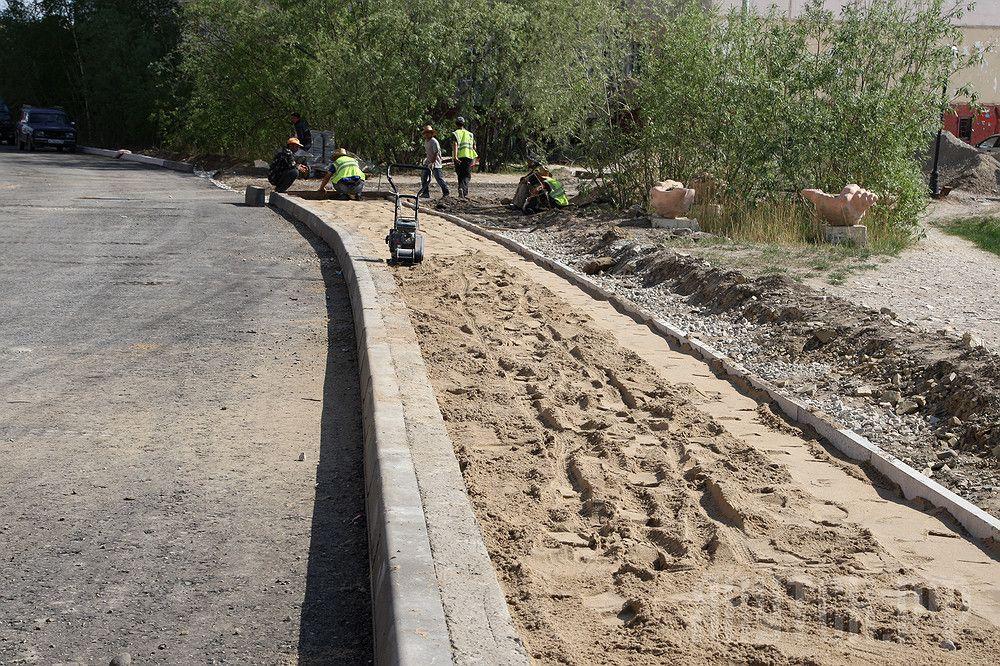 Автодорожный и Сайсарский округа: на каких участках отремонтируют дороги