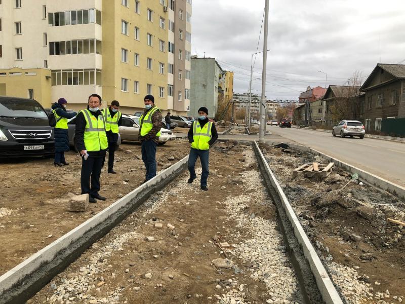Депутаты  проверили  дороги