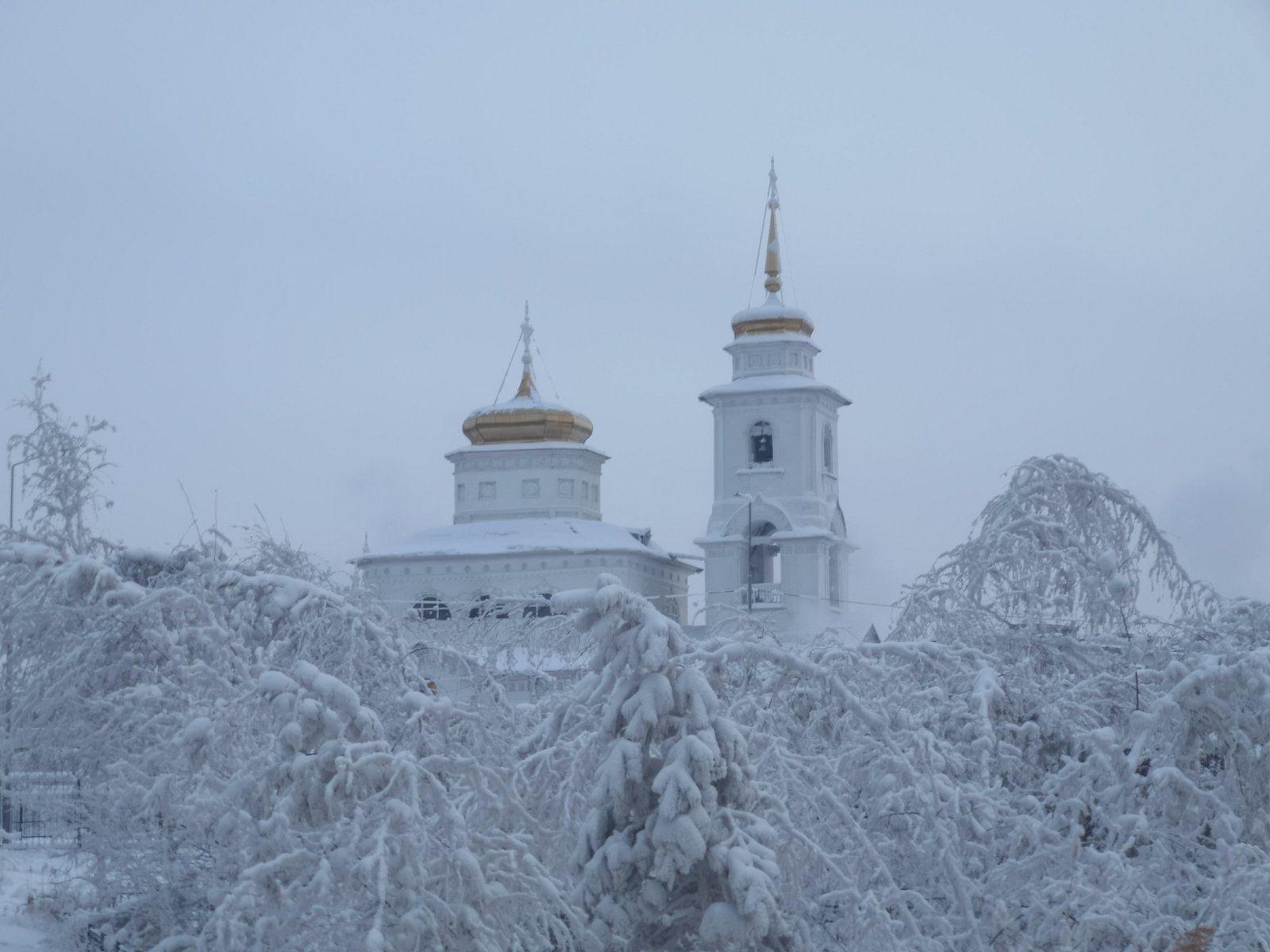 Управа Октябрьского округа Якутска проводит отчет перед населением