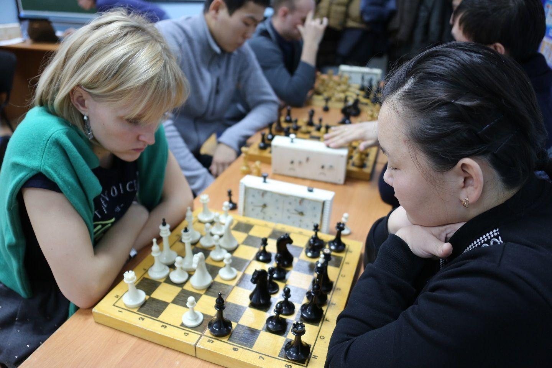 Шахматные короли Энергосбыта