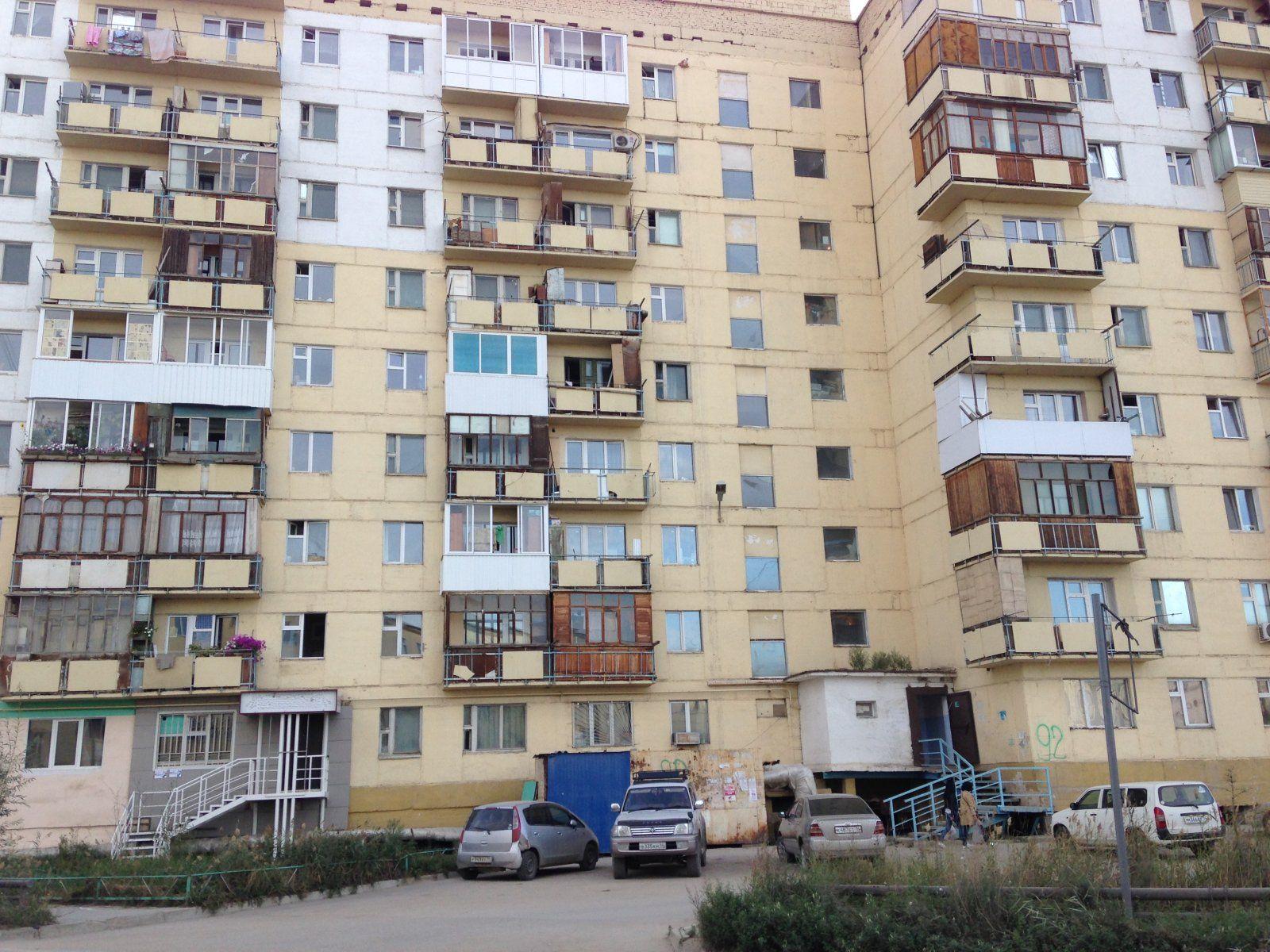 Очевидцы пожара на Горького, 92 в Якутске: «Живем как на пороховой бочке, много квартир сдается»