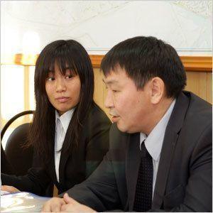 Якутск и Мураяма налаживают связи