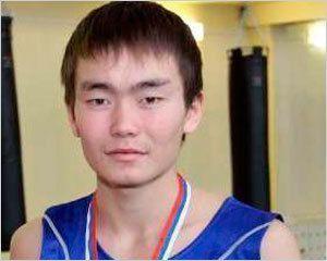 Боксер Василий Егоров – новая олимпийская надежда!