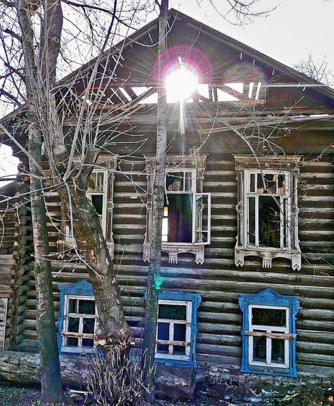 Снос ветхих домов продолжается