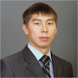 Целеустремленный Владимир Булкин