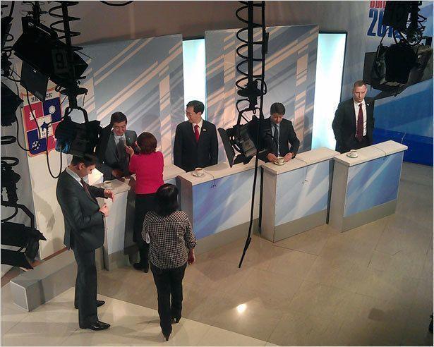 """Егор Борисов: """"Это были не дебаты"""""""