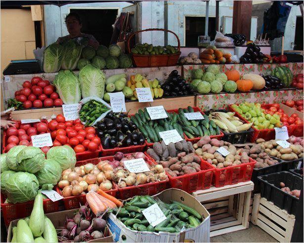Почему местные овощи такие дорогие?