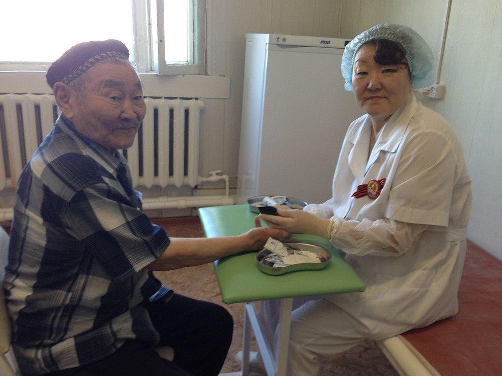 В с. Табага провели «День здоровья»