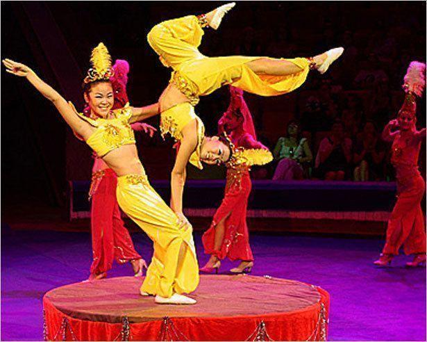За цирковым мастерством в Пекин