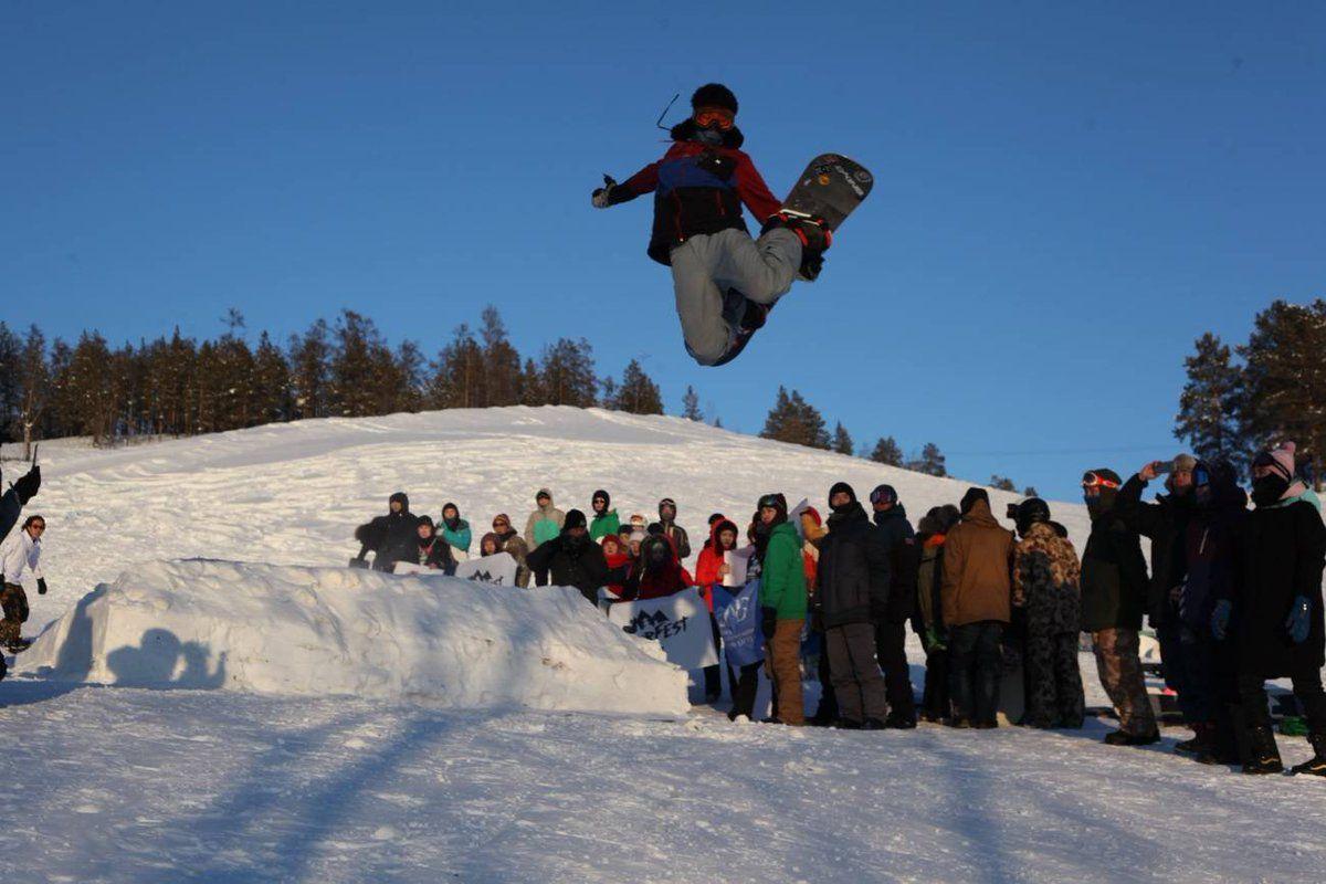 Из Якутска до горнолыжного комплекса «Техтюр» отправится автобус