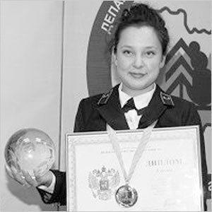 """Школьница из Олекминска - лучшая в международном конкурсе """"Подрост"""""""