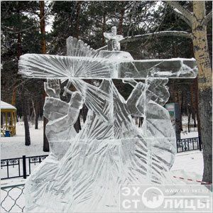 В Якутске появился памятник сантехнику