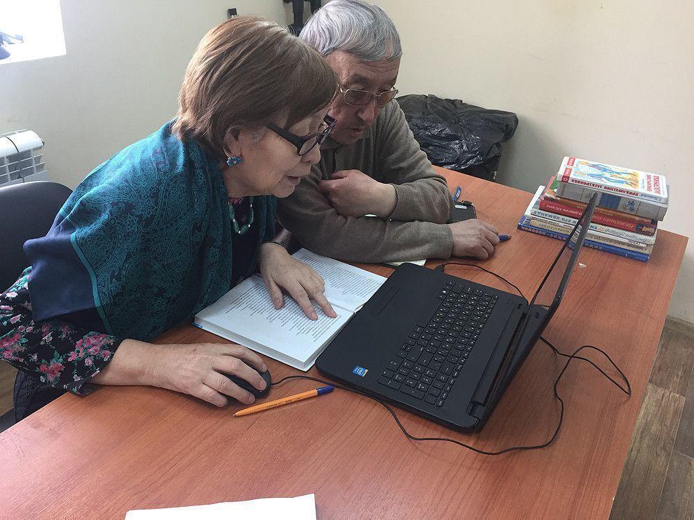 Возобновлены бесплатные компьютерные курсы для пенсионеров