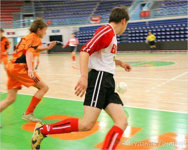 Якутск принял турнир по мини-футболу