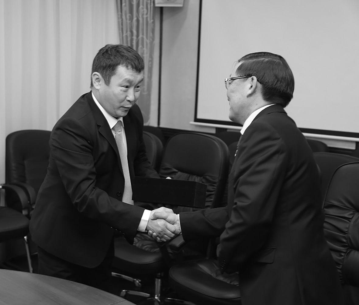 Генеральный консул Монголии посетил Якутск