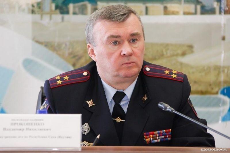 Новый министр МВД дал пресс-конференцию