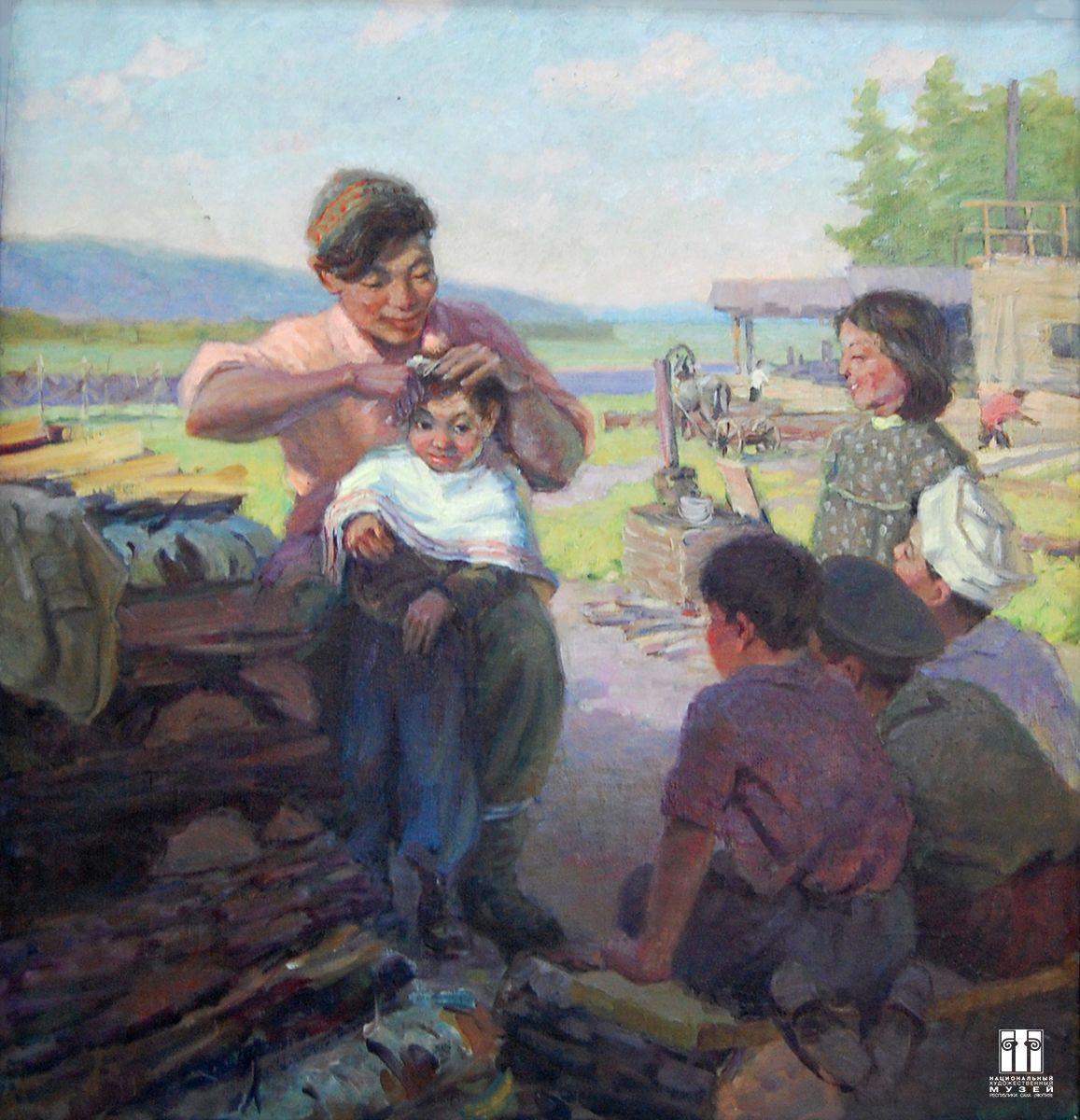 Выставка НХМ Якутии «Прощай, оружие!»: мужчина - не только воин