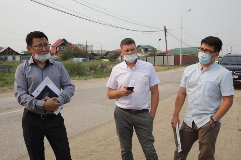 Евгений Григорьев провел выездные совещания в пригородах