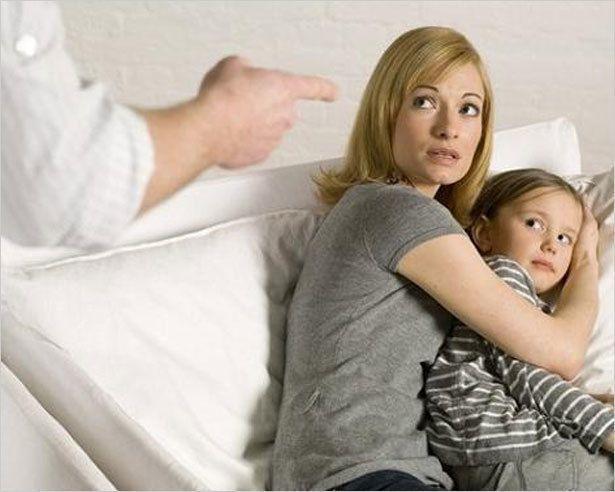 Современный домострой:  насилие в семье