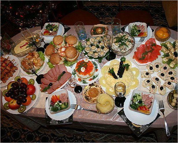 Я надену  все лучшее сразу. Новогоднее меню от гуру кулинарии Татьяны Тарасовой