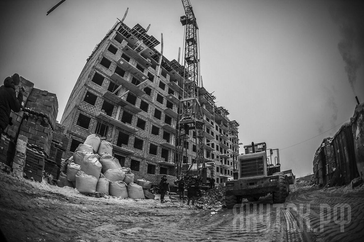 Кризис не отразится на строительном сезоне
