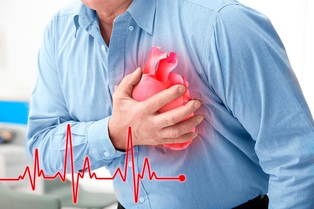 Что делать, если увас появились первые признаки инфаркта?