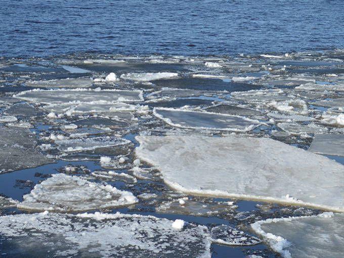 Рекомендации ГИМС охотникам и рыболовам в период ледообразования