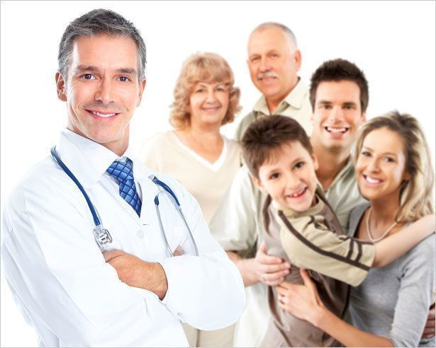 «Здравствуйте, я ваш семейный доктор»