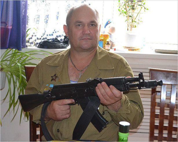 Солдат  афганской  войны