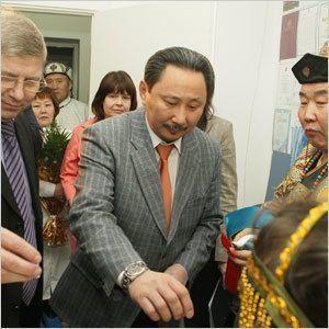 Открылся кабинет тибетской медицины