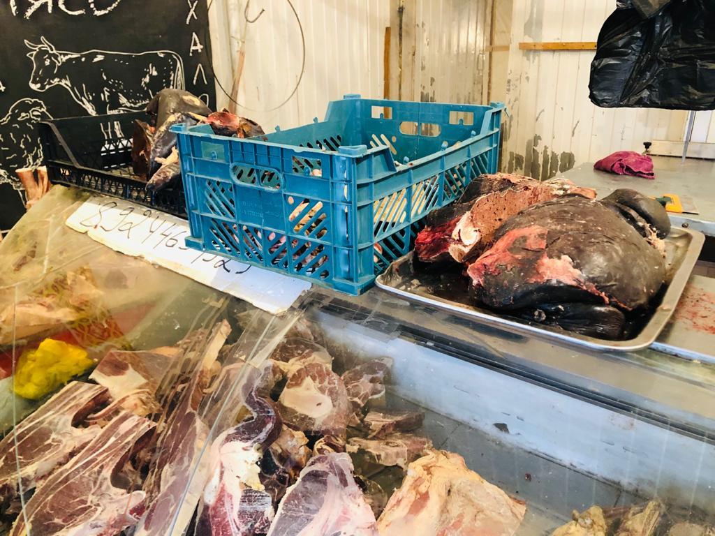 В Якутске выявили нарушения на овощной базе по ул. Билибина