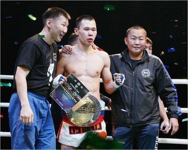 Фестиваль боевых искусств выявил чемпиона России