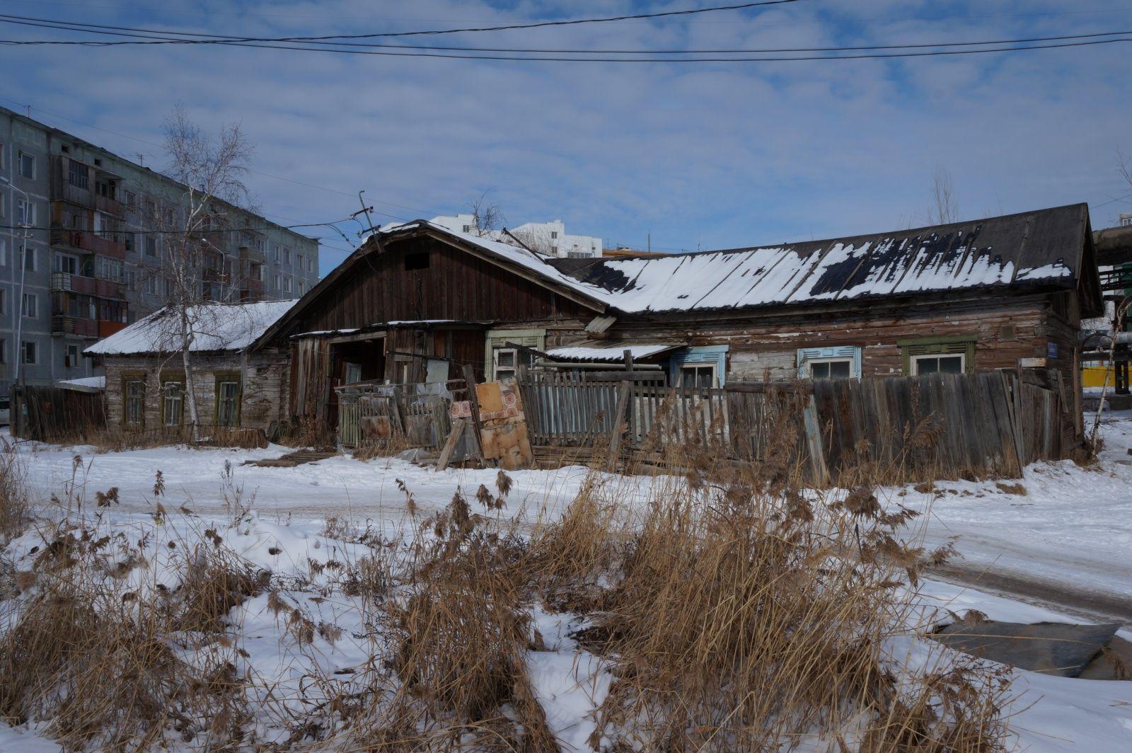 Кто снесет в Якутске полторы тысячи домов?