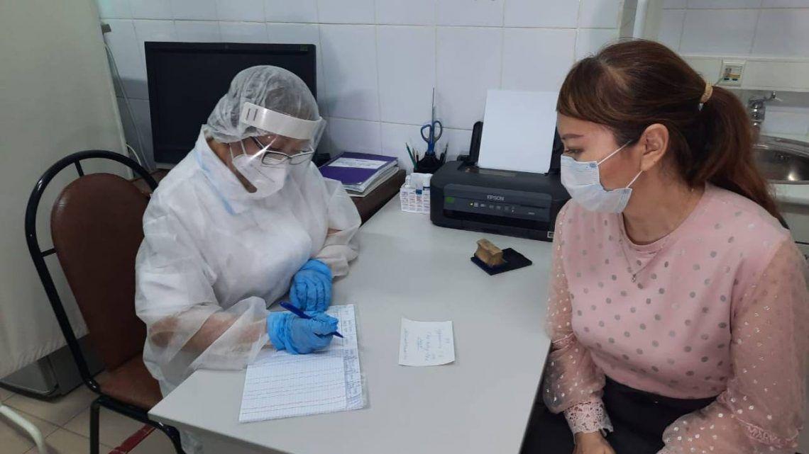 Вакцину от ковида получили 7 тысяч жителей Якутска