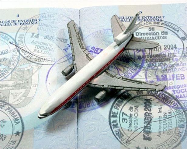 За границу без загранпаспорта