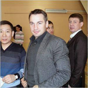 """Дмитрий Носов: """"Меня мог бы сыграть Шварценеггер"""""""